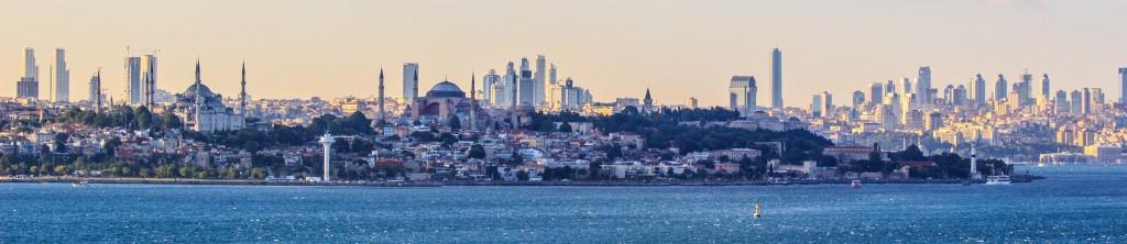 uitzicht Istanbul Turkije